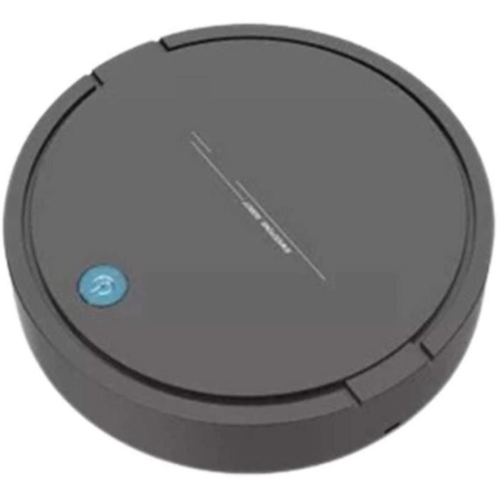 ASPIRATEUR BALAI HAINAN Aspirateur domestique Smart Robot aspirateur balai 2 en 1 agrave forte aspiration nettoyage automatique803