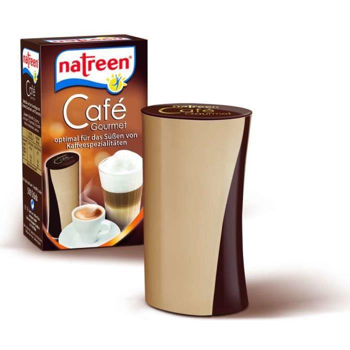 natreen Café Gourmet, Capsules, Marron, Crème