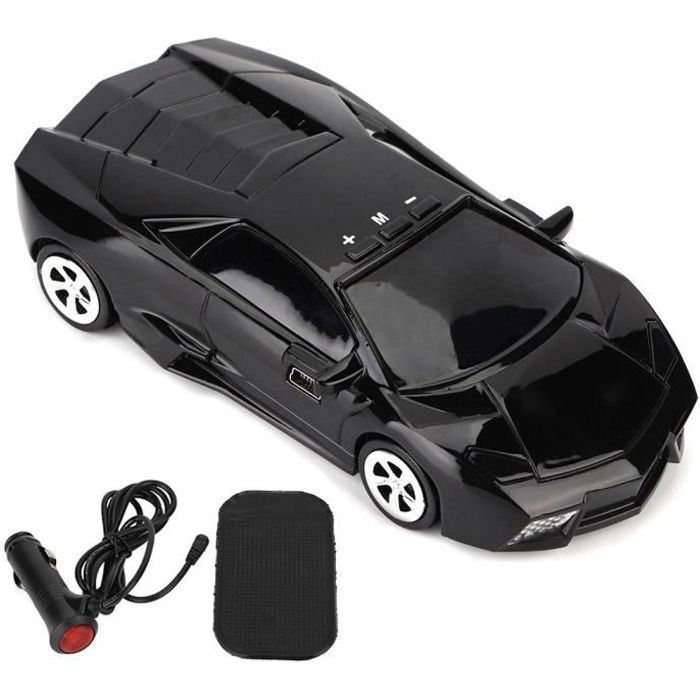 Atyhao détecteur de radar de vitesse 12V GPS Détection de vitesse de voiture Détecteur de radar de sécurité Laser d'alerte