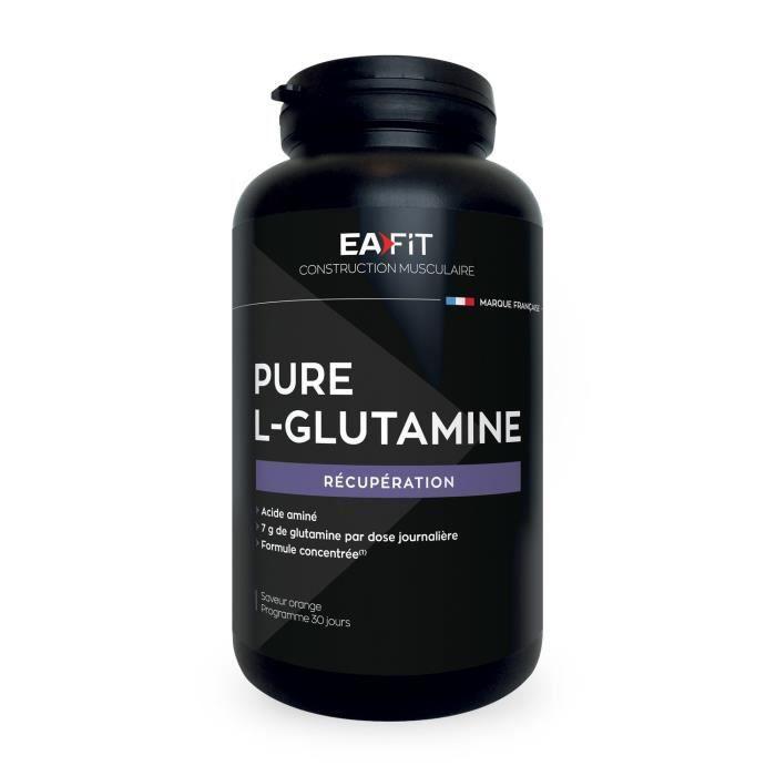 EAFIT Pure L-Glutamine - 243 g