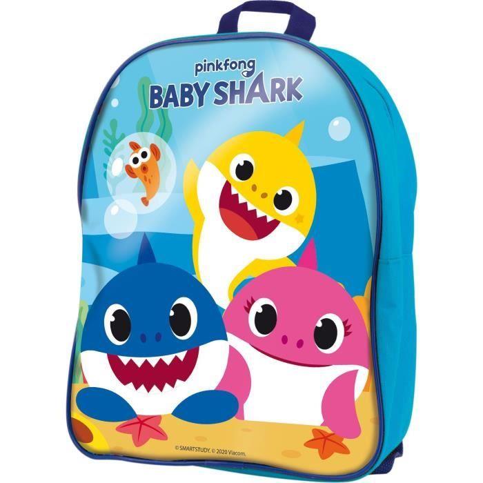 LISCIANI GIOCHI Baby Shark Sac à dos Baby
