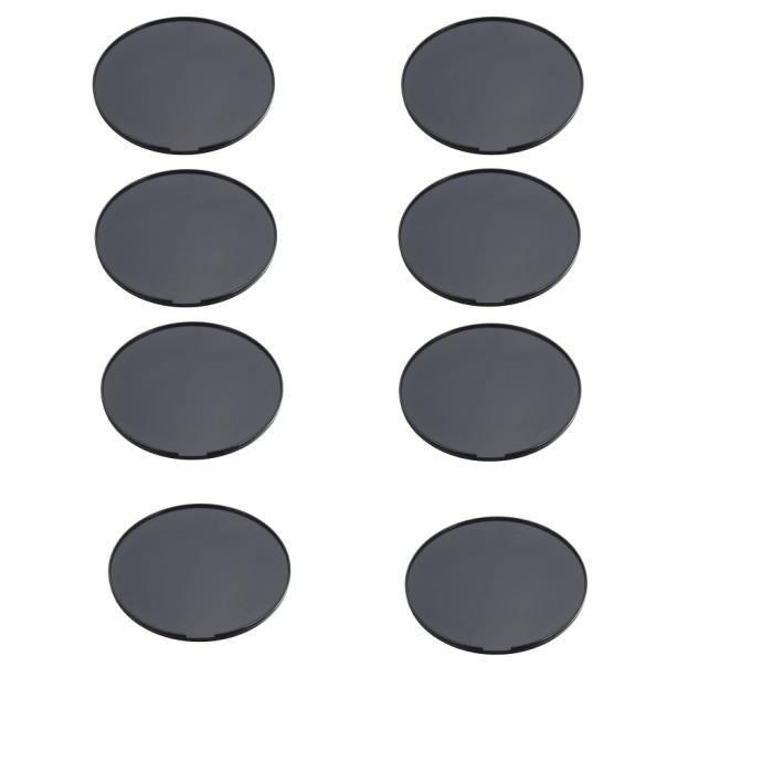 FIXATION GPS - SUPPORT GPS Montage sur plaque de disque pour tableau de bord, 8 pièces
