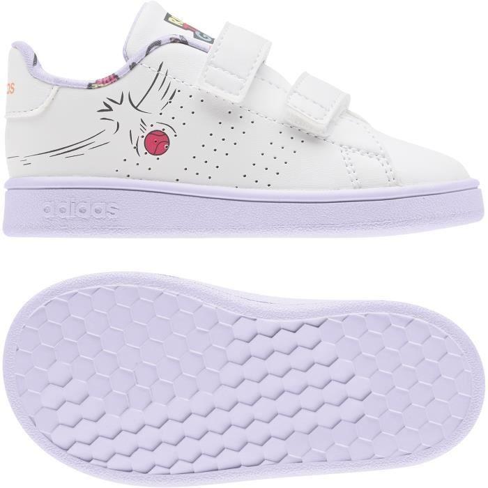 Chaussures de tennis baby adidas Advantage