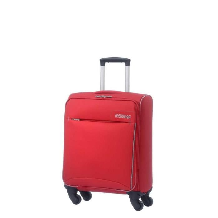 valise s souple 4roues samsonite rouge rouge achat. Black Bedroom Furniture Sets. Home Design Ideas