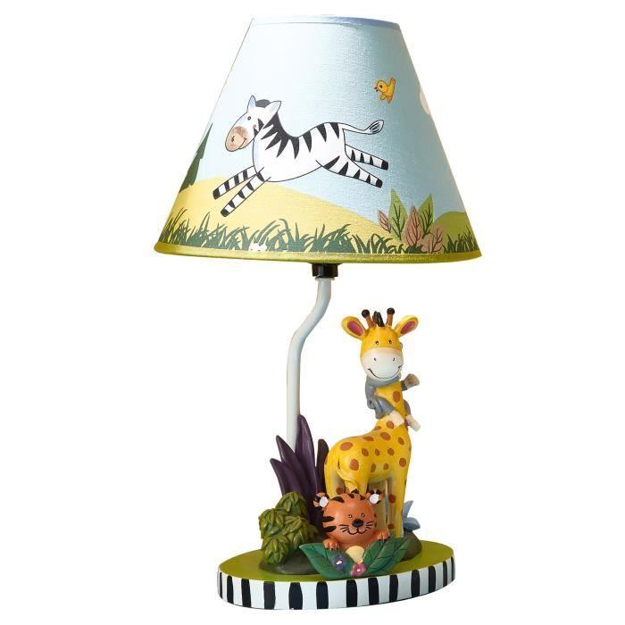LAMPE A POSER Lampe à poser table de chevet de nuit commode bure