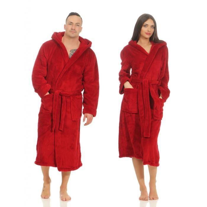 Robe De Chambre Homme Grande Taille Achat Vente Pas Cher
