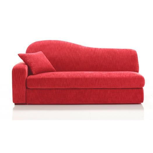 M dienne convertible sunrise 3 places couchage 140 couleur rouge acha - Meridienne deux places ...