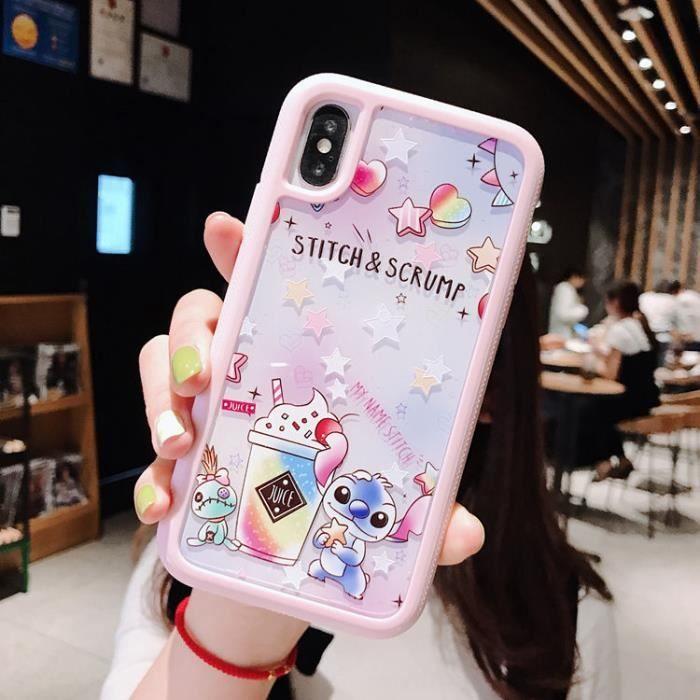 coque iphone 7 plus 8 plus disney stitch coque com