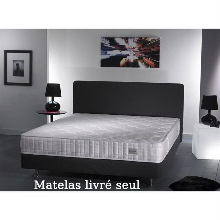 simmons frisson 160x200 matelas a ressorts achat. Black Bedroom Furniture Sets. Home Design Ideas