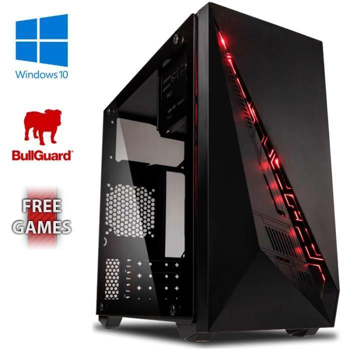 UNITÉ CENTRALE  VIBOX Submission 6 PC Gamer Ordinateur avec War Th