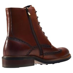 NW1 London Brogue Details Hommes Bottes Brown - 42 EU s6OPBsM