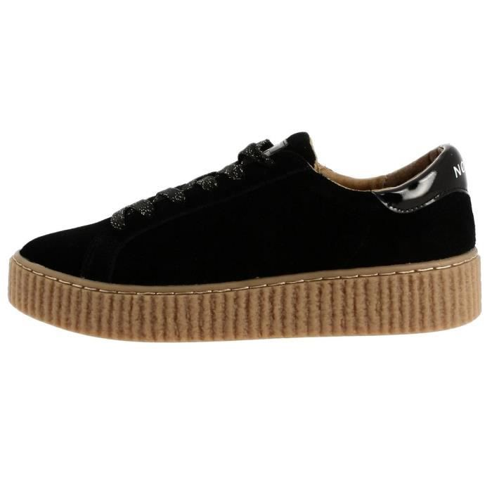 Baskets fille - NO NAME - Noir - PICADILLY SNEAKER