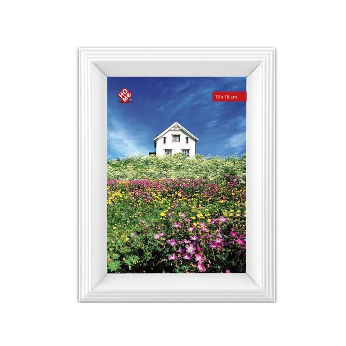 CADRE PHOTO Home Cadre photo Argent 9x13 cm Décorations