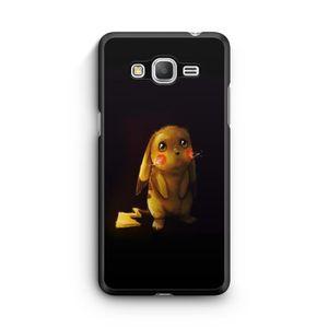 COQUE - BUMPER Coque Samsung Galaxy J1 2016 (J120F)  Pokemon go t