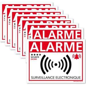 alarme surveillance électronique vendu par 10 pièces
