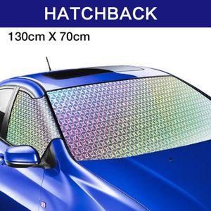 OK Cars AZ-SAA-043 Pare-Brise de Voiture avec Motif Raton Laveur 130 x 70 cm
