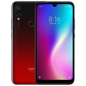 Téléphone portable XIAOMI Redmi 7 rouge 4+64Go