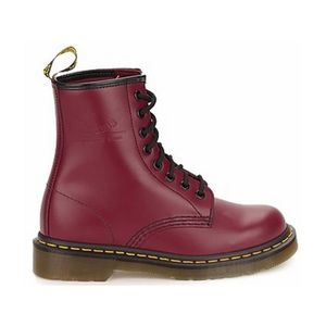BOTTINE dr martens 1460 cherry red smooth T42