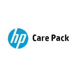 ORDINATEUR PORTABLE HP Support matériel UC le jour ouvrable suivant or