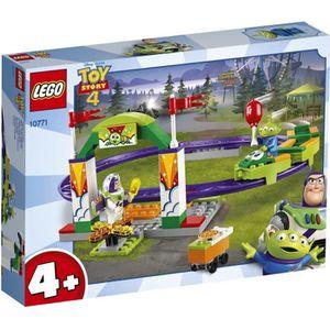 ASSEMBLAGE CONSTRUCTION LEGO® 4+ TOY STORY™ 10771  Le manège palpitant du