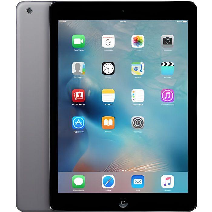 iPad Air (Novembre 2013) 9,7- 32 Go - Wifi - Gris Sidéral -...