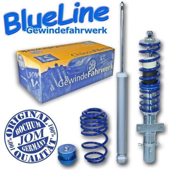 JOM BlueLine kit combiné fileté, VW Polo 6R 1.2…
