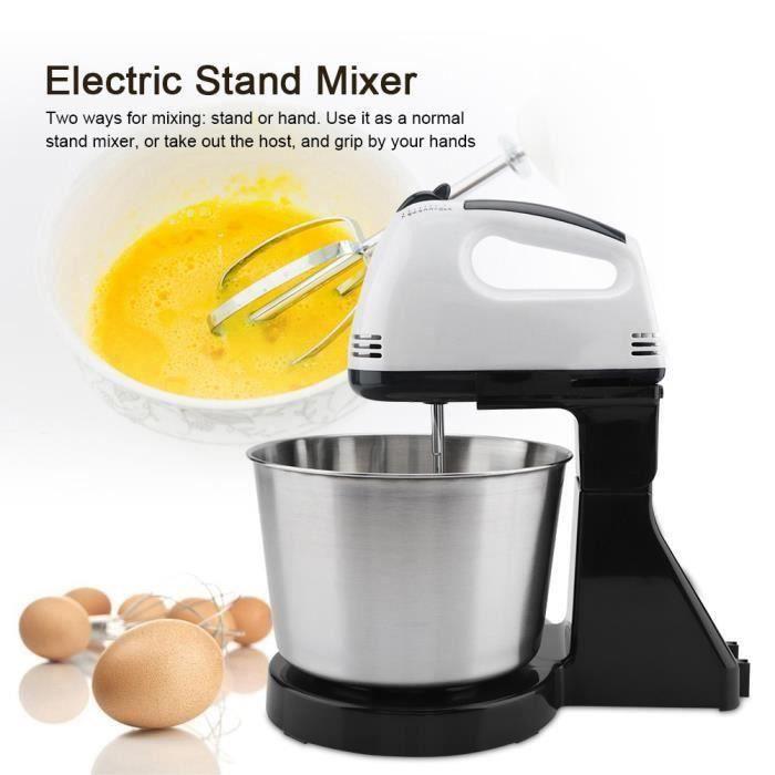 230v Batteur électrique mixeur batteur fouet de cuisine
