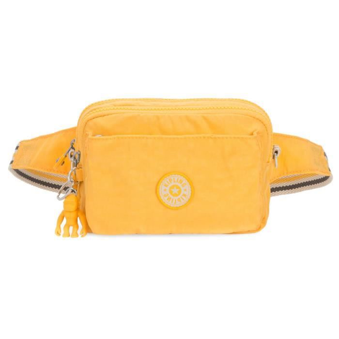 kipling Basic Abanu Multi Convertible Crossbody S Vivid Yellow [86511]