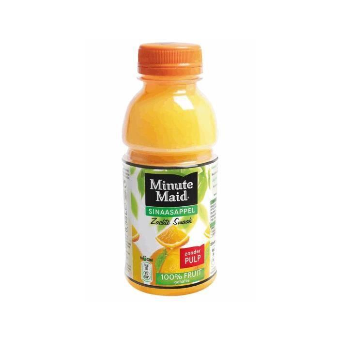 Minute Maid Orange 33cl (pack de 24)
