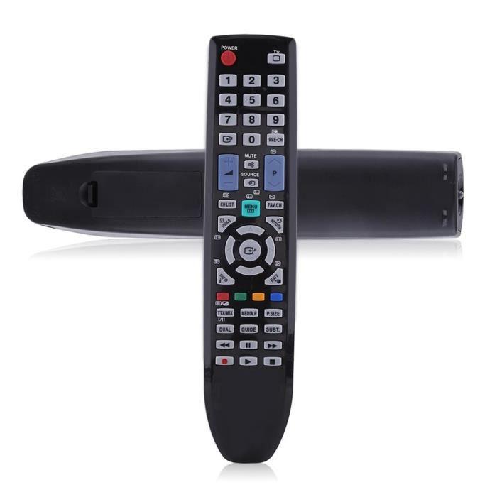 BN59-00940A T/él/écommande de remplacement pour Samsung