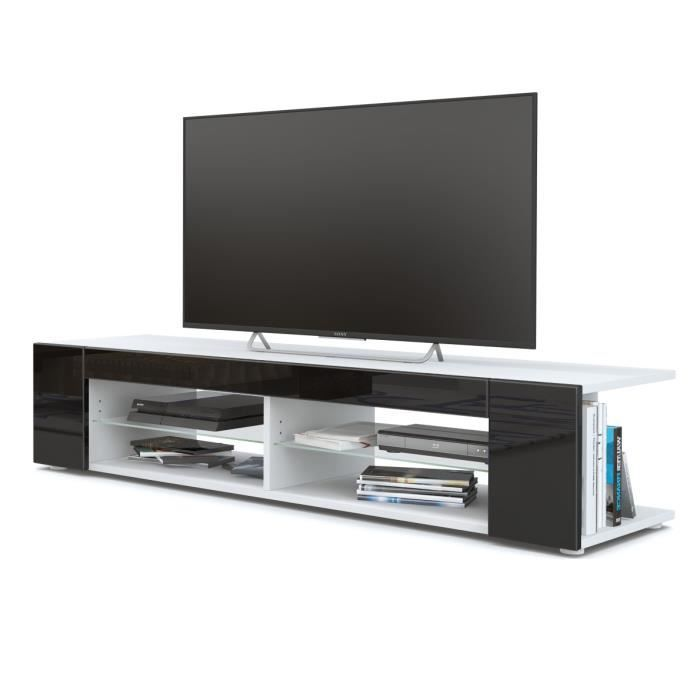 meuble tv multimedia achat vente meuble tv multimedia. Black Bedroom Furniture Sets. Home Design Ideas