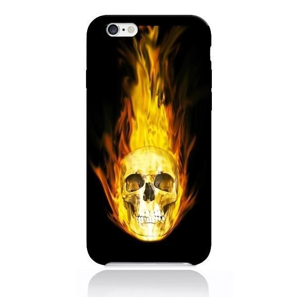 coque iphone 6 flamme