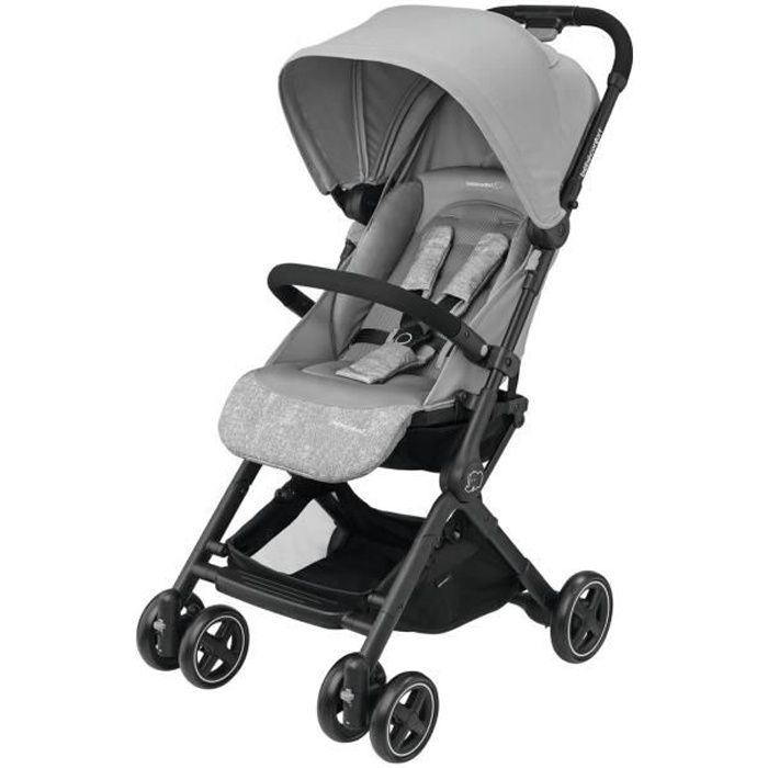 Photo de bebe-confort-poussette-ultra-compacte-lara-nomad-grey