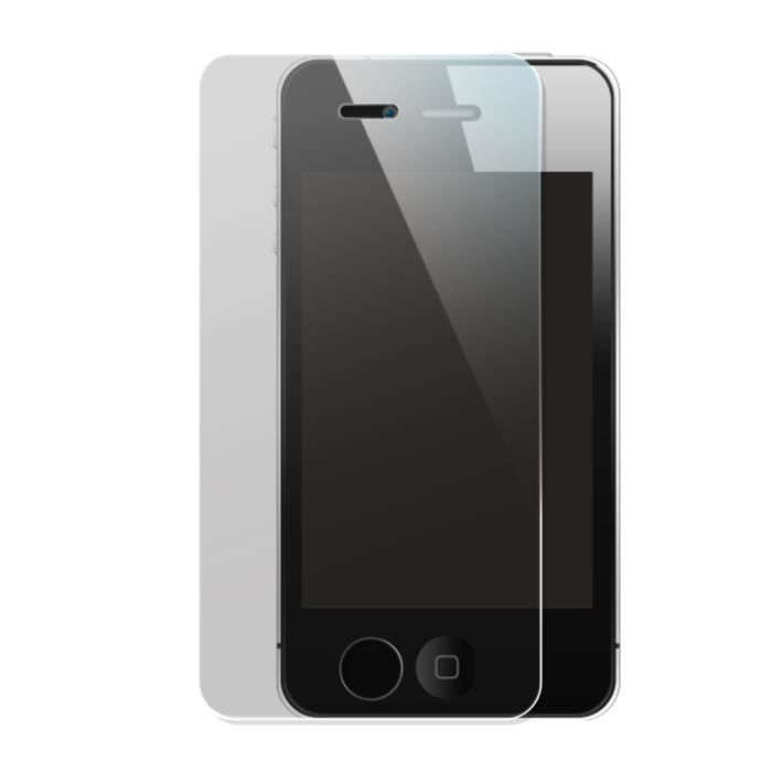 film en verre tremp vitre iphone 4 4s avant achat film protect t l phone pas cher avis et. Black Bedroom Furniture Sets. Home Design Ideas