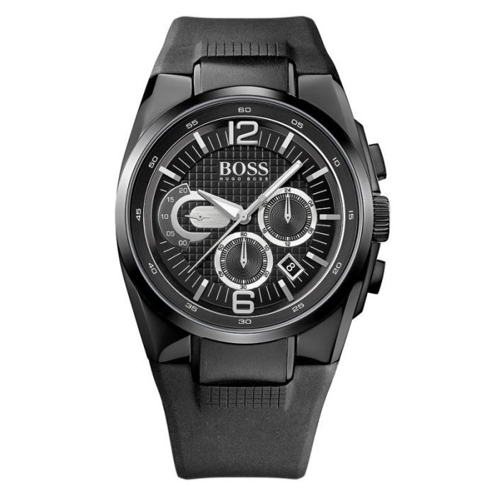 montre homme hugo boss 1512736 achat vente montre cdiscount. Black Bedroom Furniture Sets. Home Design Ideas