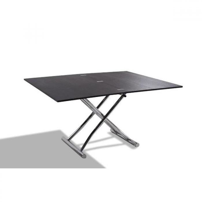 Cdiscount table relevable extensible - Table salon cdiscount ...
