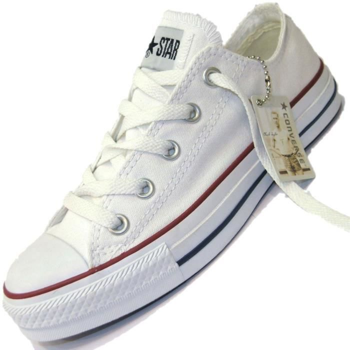 Converse Basse Taille 38 Pas Cher