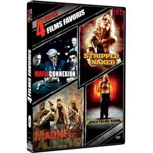 DVD FILM DVD Coffret suspens : mafia connexion ; strippe...