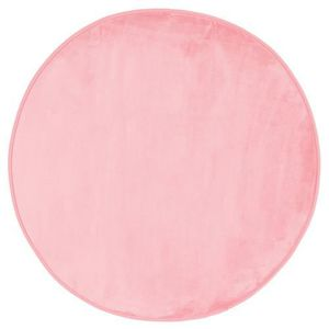 tapis rond rose achat vente tapis rond rose pas cher cdiscount