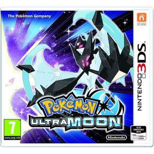 JEU 3DS Pokemon Ultra Lune Jeu Nintendo 3DS