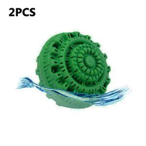 PIÈCE LAVAGE-SÉCHAGE  2 x magique boule de lavage Pas de lavage de déter