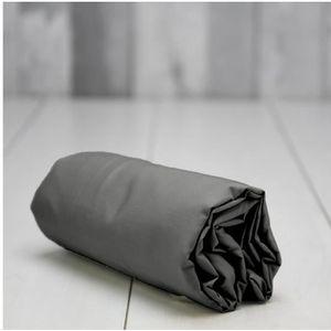 anthracite 100 /% coton 180x190-200x200 cm Et/érea drap housse jersey-comfort-coton
