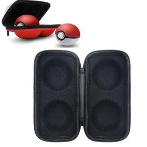 SUPPORT CONSOLE Pour Switch Pokemon Pokeball Portable EVA Dur Sac