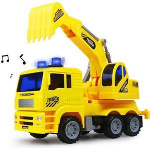 CAMION ENFANT Jouet Excavator Pelleteuse Enfant Camion Enfant Ex