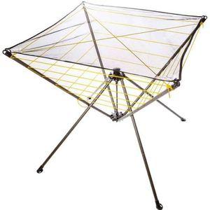 FIL À LINGE - ÉTENDOIR Petit étendoir à linge parapluie, idéal pour le ca