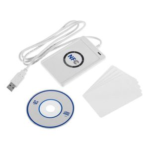 LECTEUR DE CARTE EXT. Professionnel USB ACR122U NFC RFID Lecteur Carte À