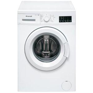 LAVE-LINGE BRANDT Machine à laver -WF129L - 9kg - 1200 tr/min