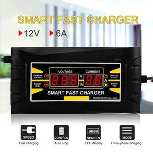 CHARGEUR DE BATTERIE Chargeur de Batterie Entièrement Automatique (Char