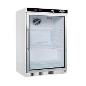 ARMOIRE RÉFRIGÉRÉE Mini armoire réfrigérée 130 L - positive vitrée