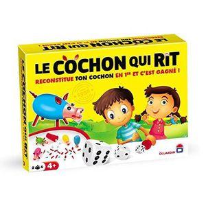 JEU SOCIÉTÉ - PLATEAU Dujardin Jeux - Cochon Qui Rit 10004N